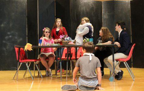 Behind The Scenes of Corbett's Drama Club